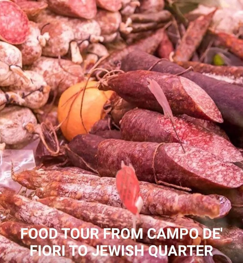 Screenshot from the BiteMojo app showing dried meat and sausages