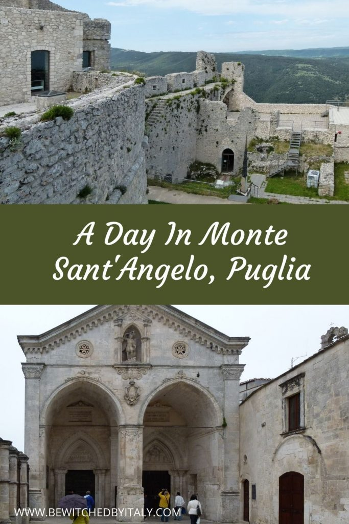 Castle and Sanctuary of Monte Sant'Angelo