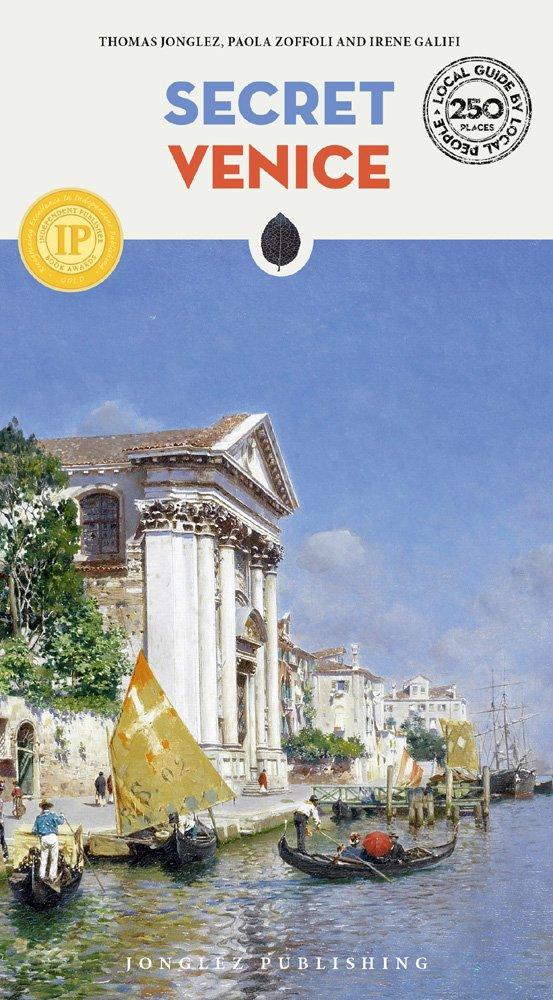 Secret Venice book cover