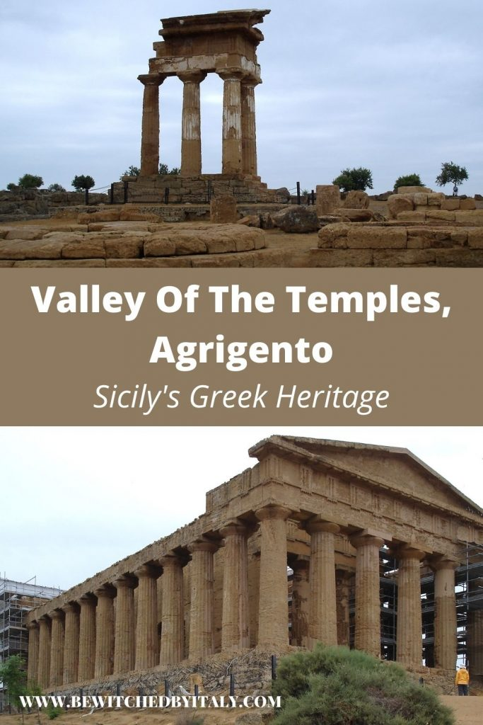 Two Greek temples
