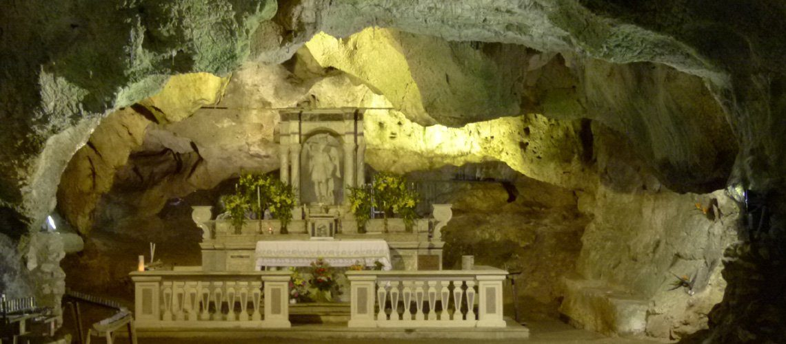Grotto church