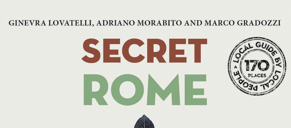 Secret Rome header
