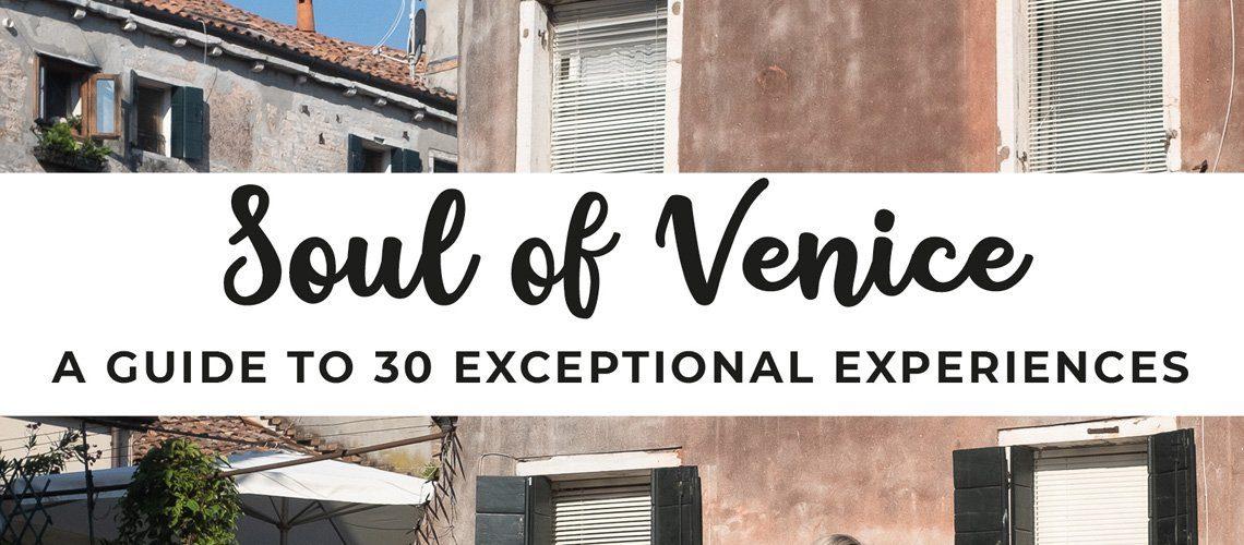 Soul of Venice ENG