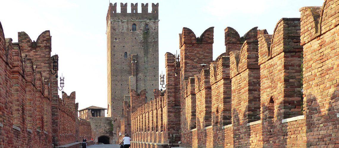 Verona fortifications